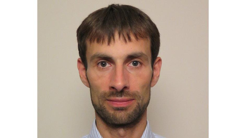 Jan Čapský, vedoucí provozu čerpacích stanic Shell v České republice a na Slovensku
