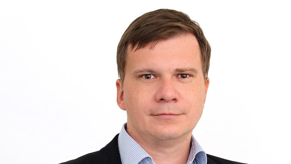 Vladimír Piskáček, ředitel redakcí vydavatelství Economia