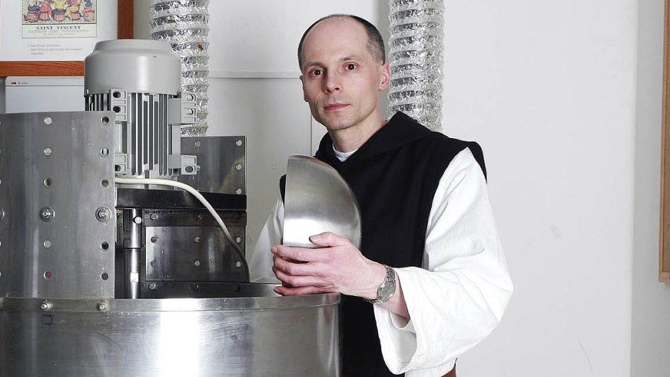 Klášterní hořčice: Výroba hořčice v Novém Dvoře patří k dobře fungujícím příkladům církevního podnikání.