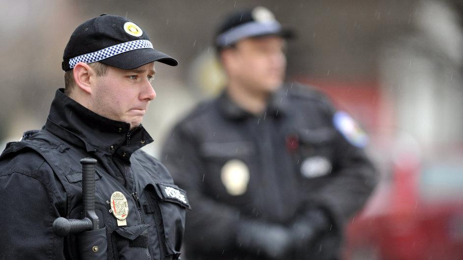 Policie zasahovala 24. února v Uherském Brodě