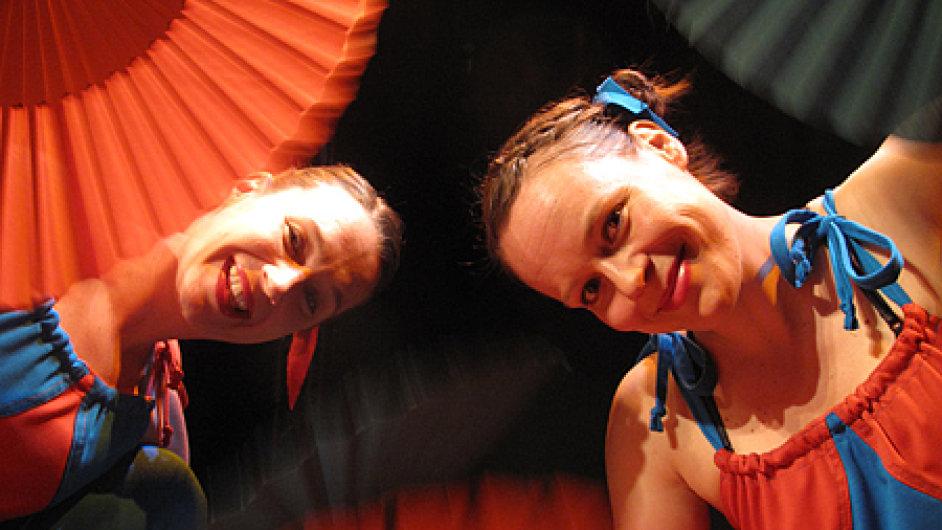 Z představení helsinského divadla pro děti.