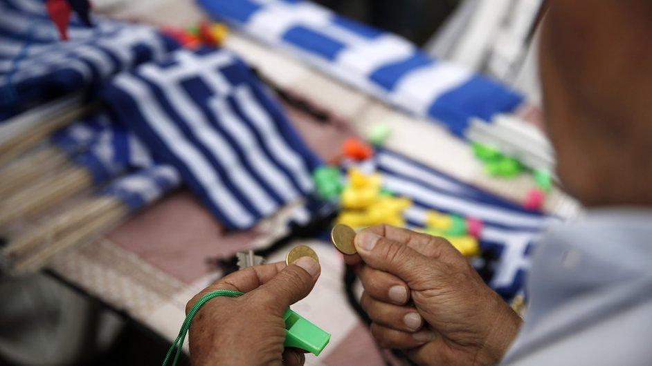 Řecko finance