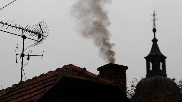 Kontrola kotlů přímo v domácnostech jako krajní řešení u lidí, kteří dlouhodobě ničí zdraví sousedům, je v pořádku - Ilustrační foto.