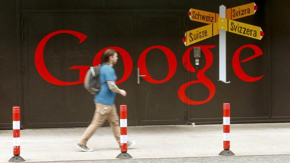 Nejsilnější na internetu: Vládcem mezi světovými společnostmi poskytujícími služby na internetu je Google.