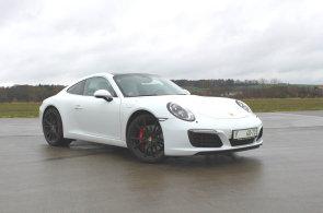 Porsche 911 Carrera S: skvělé svezení i po ekologickém zásahu