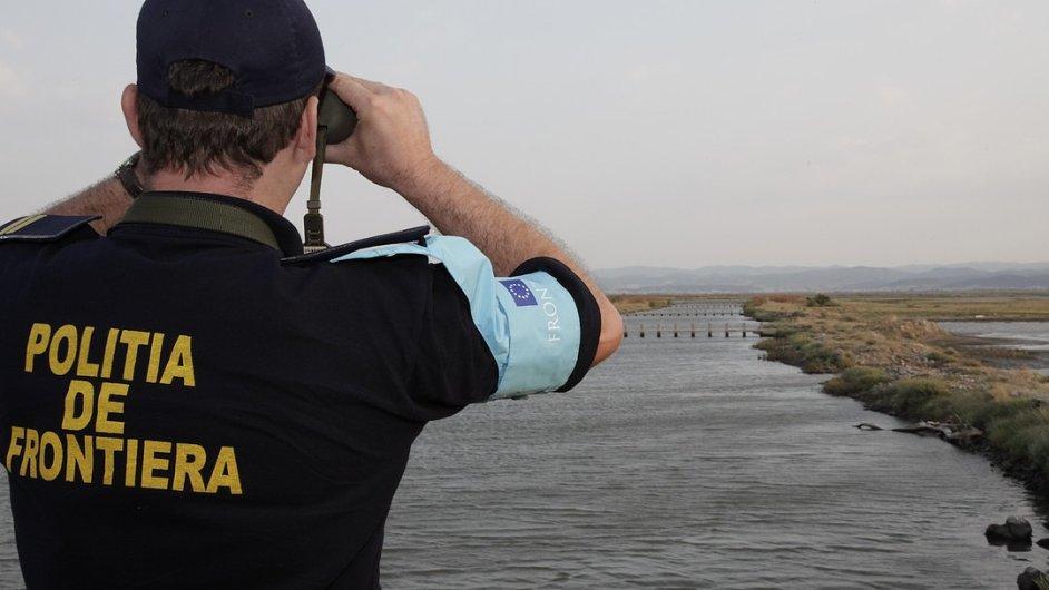 Frontex, EU, pohraniční stráž, služba, hranice, ochrana hranic, migrace, imigrace, Evropská unie