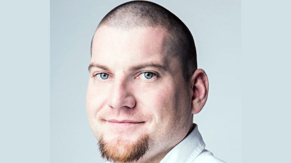 Peter Árva, manažer logistiky v projektu Bibloo