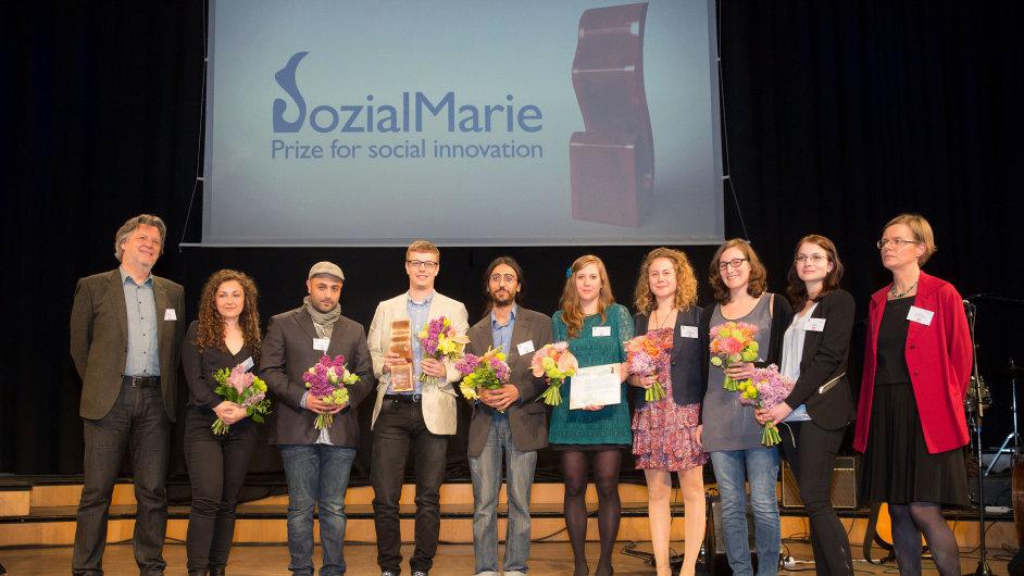 1. místo v loňském roce získal rakouský projekt PROSA