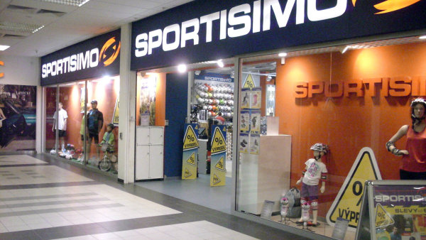 Sportisimo - Ilustrační foto.