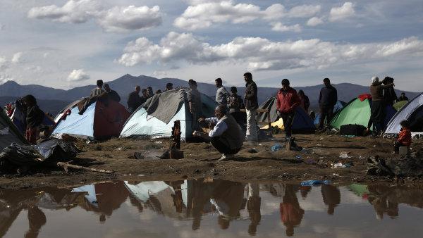 Uprchlíci - Ilustrační foto.