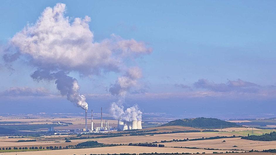 Znečišťování ovzduší teplárnami je v posledních letech razantně snižováno.