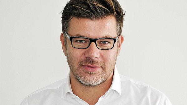 Marek Pavlas, CEO BigMedia