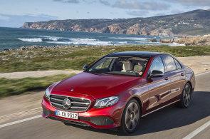 Nové E je nejlepší Mercedes. Překonává i dražší modely