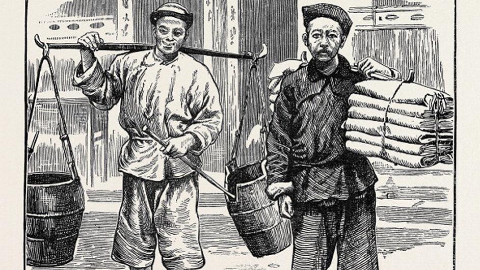 Po zrušení otrokářství zaplavilo plantáže a stavby po celém světě 16 milionů Číňanů.