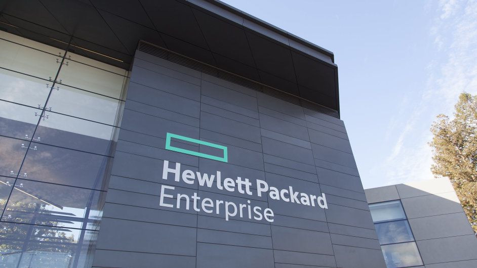 Hewlett Packard Enterprise, HP, HPE