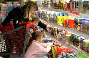 Tržby za mléčné produkty stouply loni ve třetím čtvrtletí o 11,6 procenta.