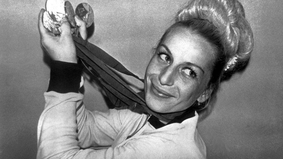 Vera Caslavska 68