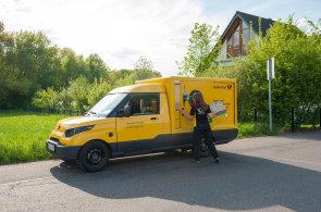 DHL začne vyrábět a možná i prodávat vlastní elektrovozy