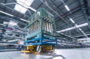 Automatizace a spolupracující roboti jsou budoucností logistiky