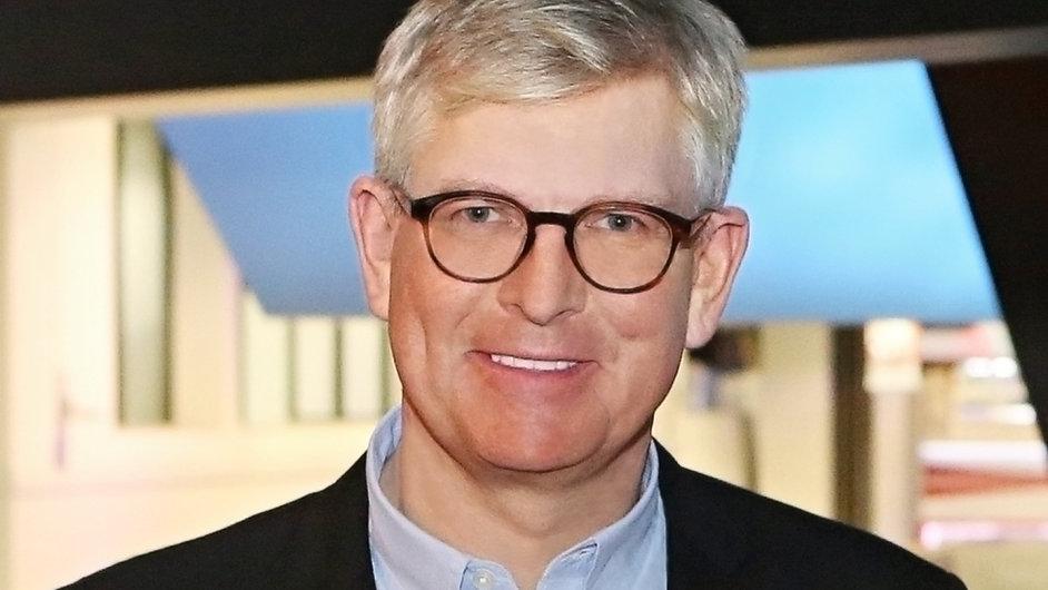 Börje Ekholm, prezident a generální ředitel společnosti Ericsson