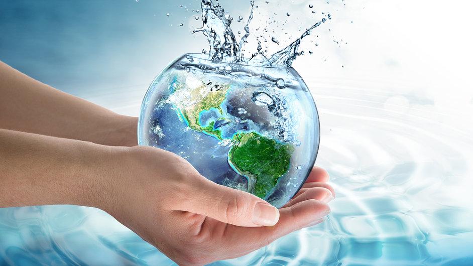 Použitá voda nemusí být jen odpadem, ilustrační foto