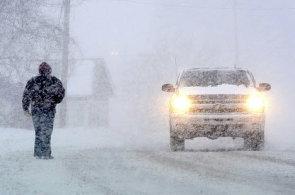 Video: Sněhová bouře Stella sužuje východní pobřeží USA, meteorologové vyhlásili mimořádný stav