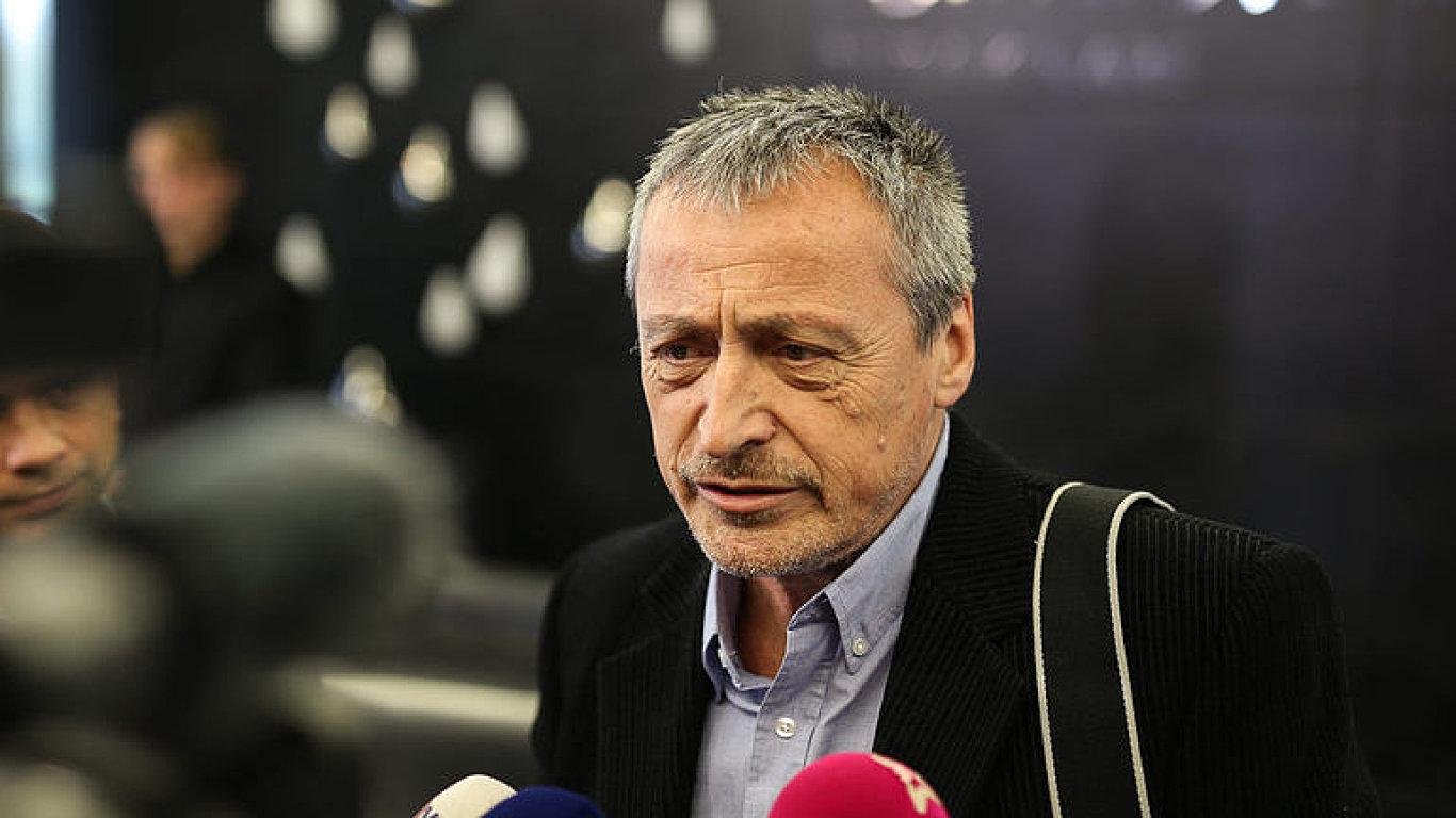 Sněm ANO 2017: Martin Stropnický.