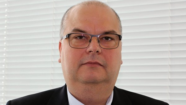 Zdeněk Kořínek, ředitel IT Business Alignment v Raiffeisenbank
