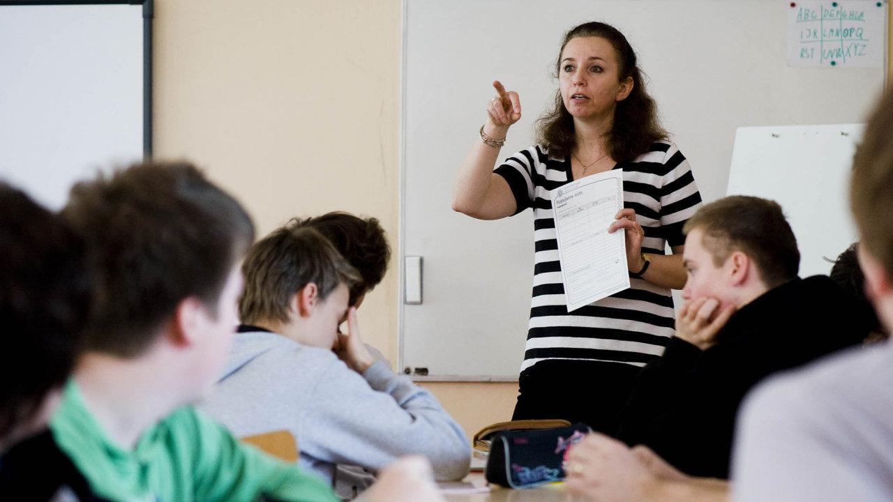 Základní škola (Ilustrační foto).