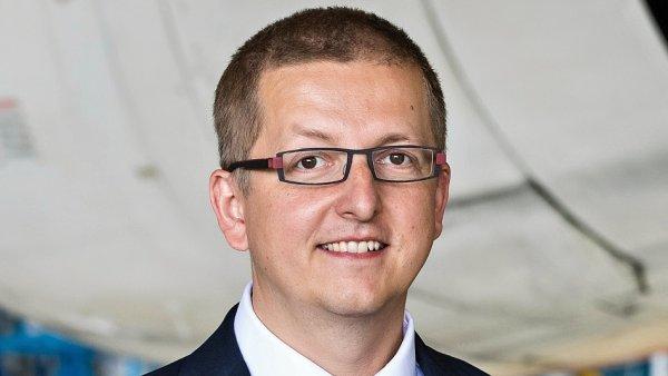 Zdeněk Soukal, místopředseda představenstva Czech Airlines Technics