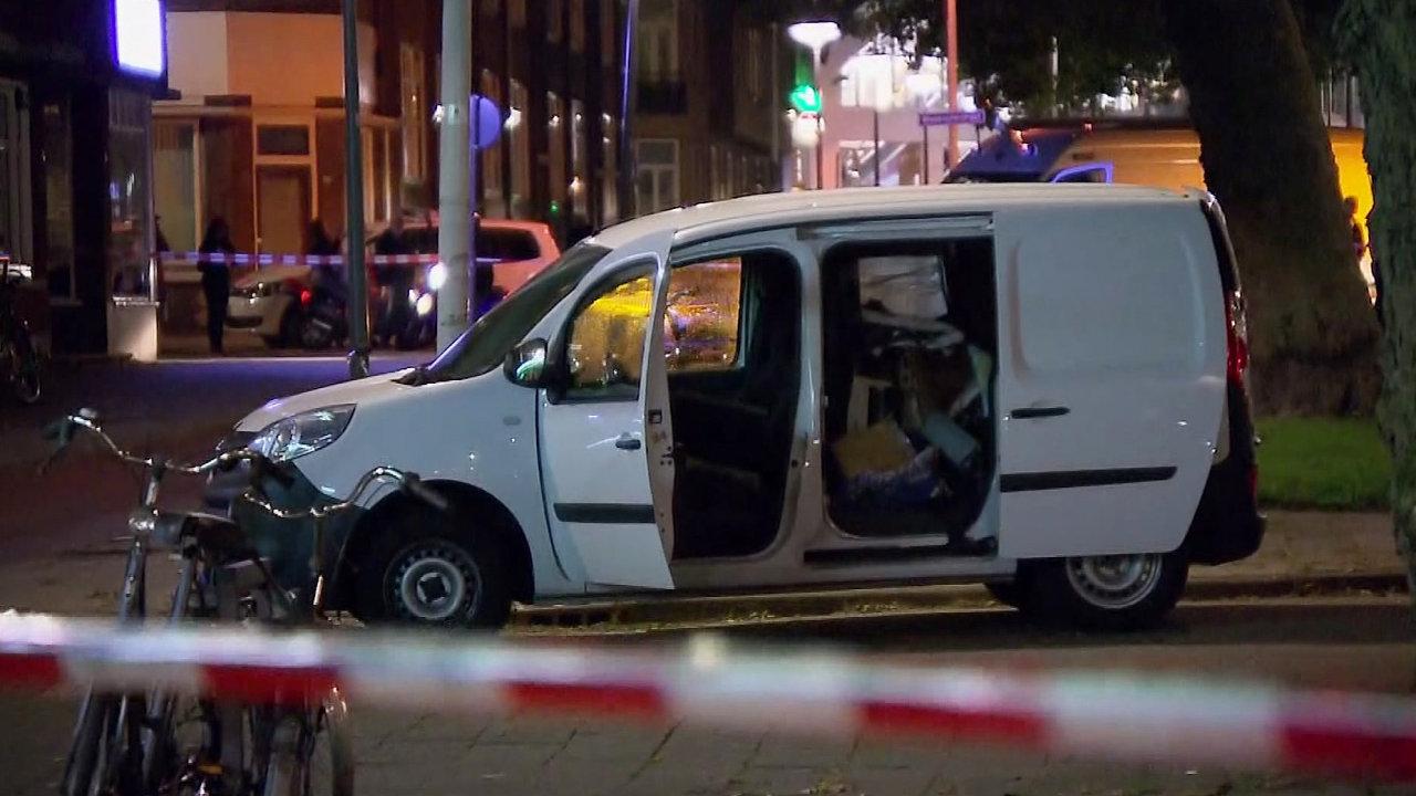 Nizozemsko, terorismus, Rotterdam