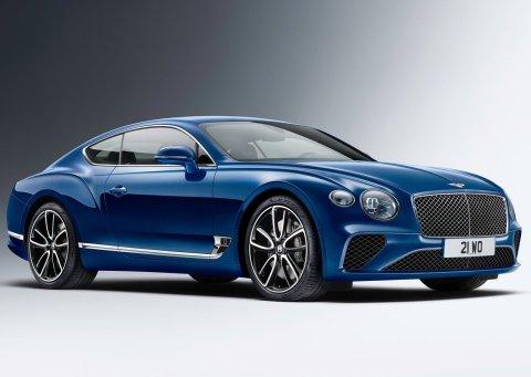 Bentley představilo třetí generaci Continentalu GT.