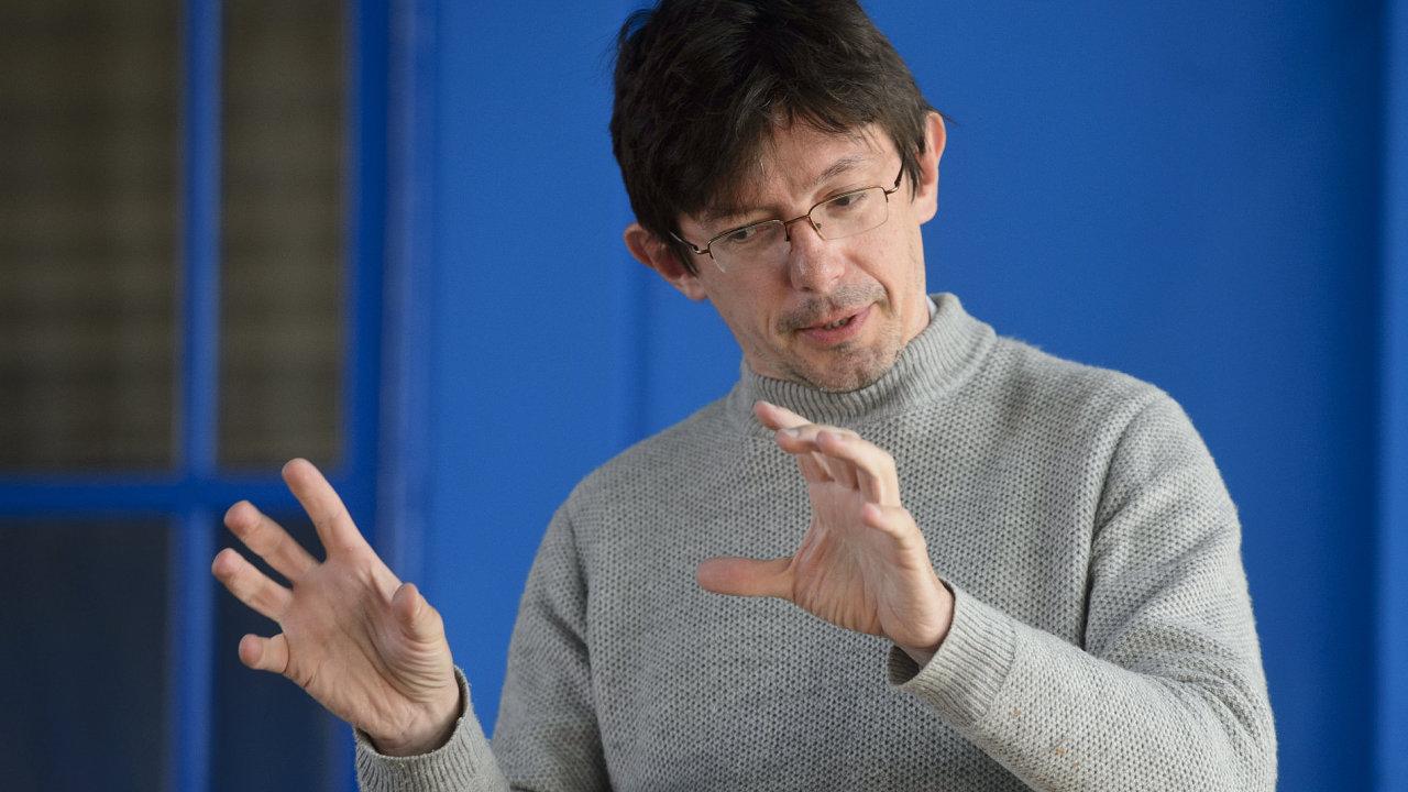 Collegium 1704 také v nové sezoně povede dirigent a zakladatel Václav Luks.