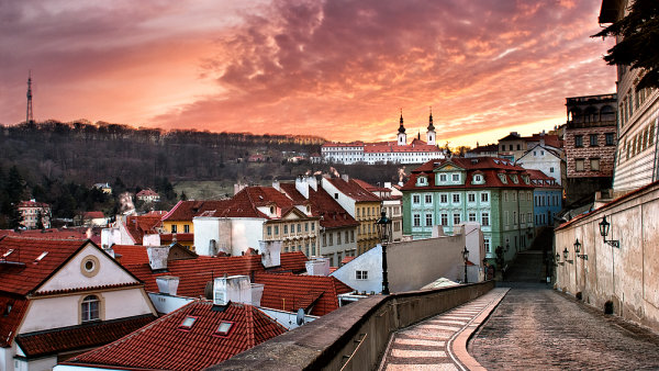 Nejdražší bydlení je v historických částech Prahy.