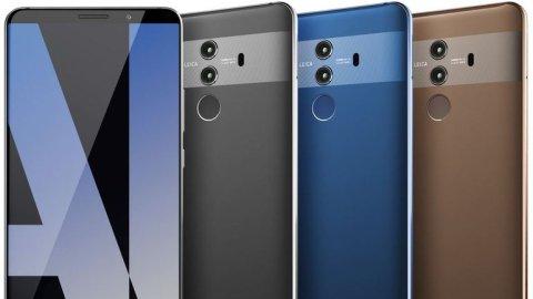 První pohled: Huawei Mate 10 Pro vypadá výborně, má ale i jedno temné tajemství