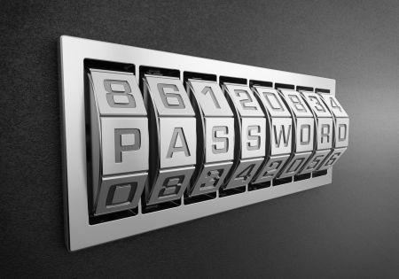 password, heslo, ilustrace