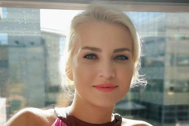 Lenka Zajícová, šéfredaktorka časopisu Marie Claire