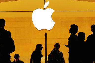 Po letech lobbování proti zákonům v některých státech v USA, které Apple k této praxi nutily, to znamená zásadní posun v politice společnosti, napsala agentura Reuters. Ilustrační foto.