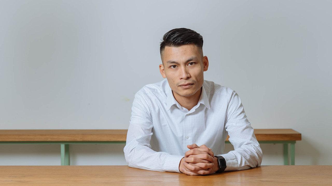 Podnikatel Hung Le