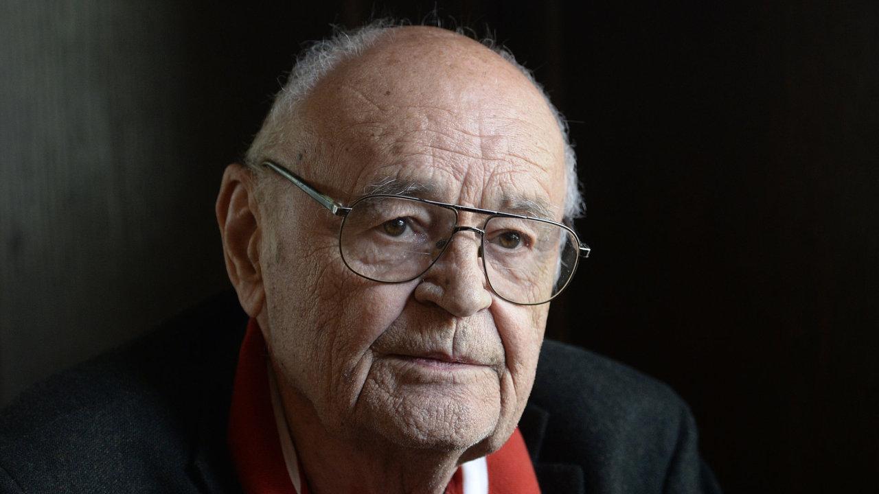 Režisér Václav Vorlíček poskytl 22. května v Praze rozhovor České tiskové kanceláři k jeho pětaosmdesátinám.