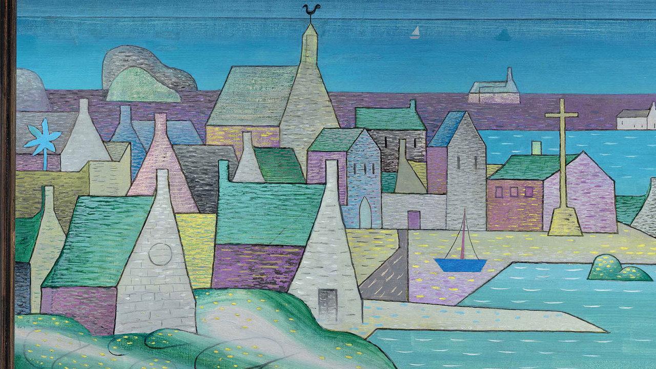 Mezi českými malířisložil největší poctu Bretani Jan Zrzavý, který vroce 1930 namaloval přístav vměstečkuPloumanac'h (olej, plátno, 60x92,5 cm, majetek Národní galerie)