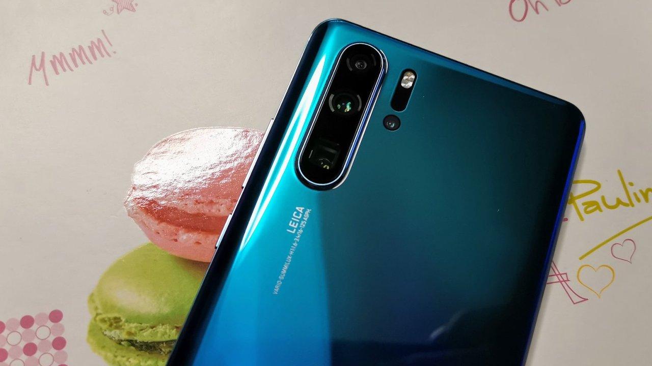Huawei 30 Pro sází všechno na unikátní fotoaparáty.