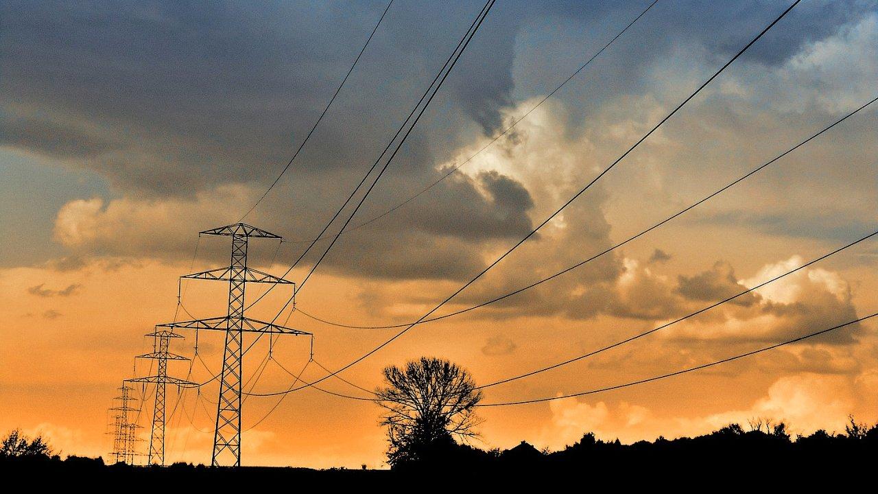 Energetika, ilustrace