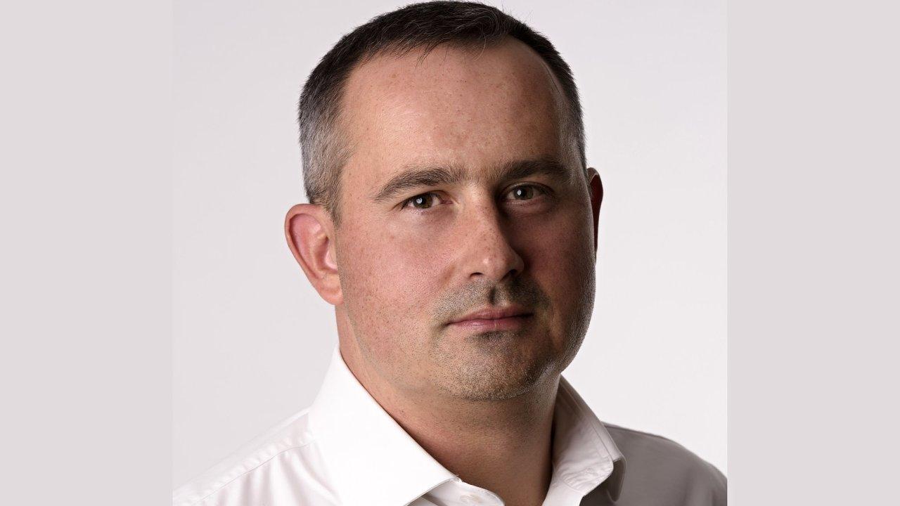 Aleš Konrád, finanční ředitel investiční skupiny Cimex