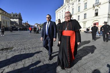 Mši bude sloužit kardinál Dominik Duka.