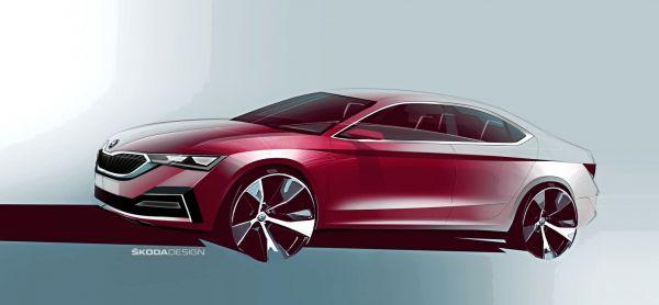 Octavia je pro Škodu klíčový model. Automobilka již dříve avizovala, že nová generace se více přiblíží většímu Superbu.