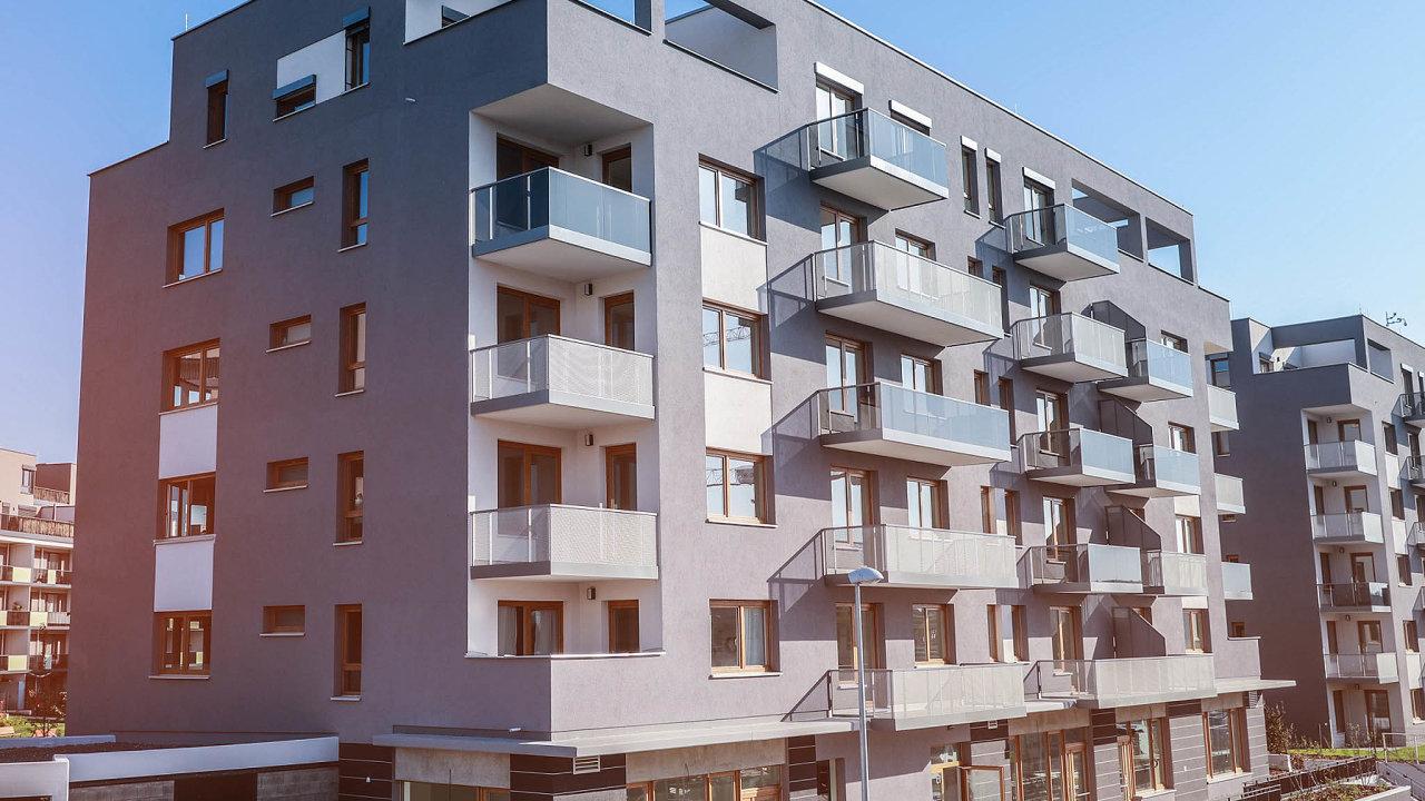 Developerská společnost YIT zkolaudovala vpořadí již čtvrtou etapu projektu Lahti vevznikající rezidenční čtvrti Suomi Hloubětín vPraze.