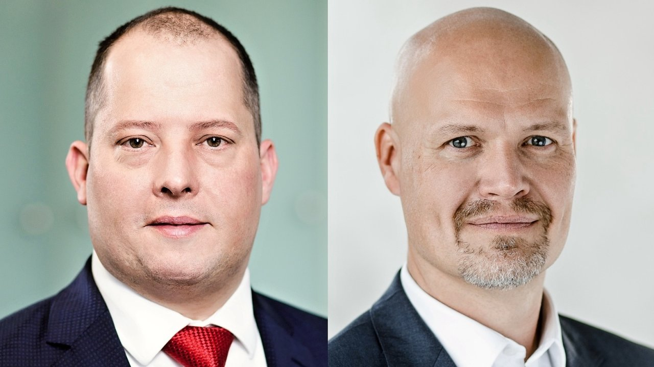 Ondřej Jaroš a Roman Koch novými directory v KPMG
