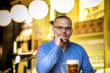 Zdeněk Havlena (49) se ujal vedení Pivovarů Staropramen vČesku anaSlovensku