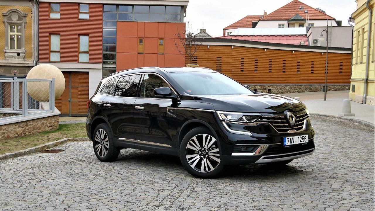 Renault Koleos 2.0 Blue dCi